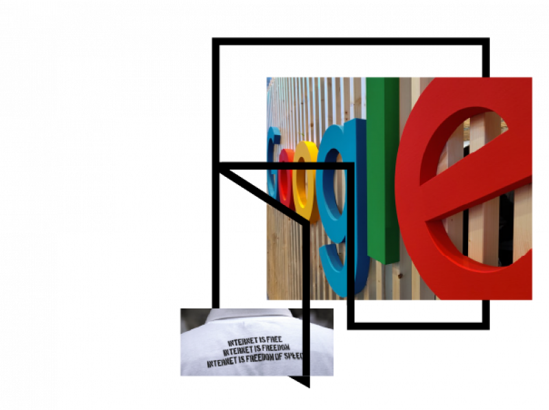 Інтернет в Україні «частково вільний», а в США тиснуть на Google. Огляд Інтернет свободи за жовтень 2020