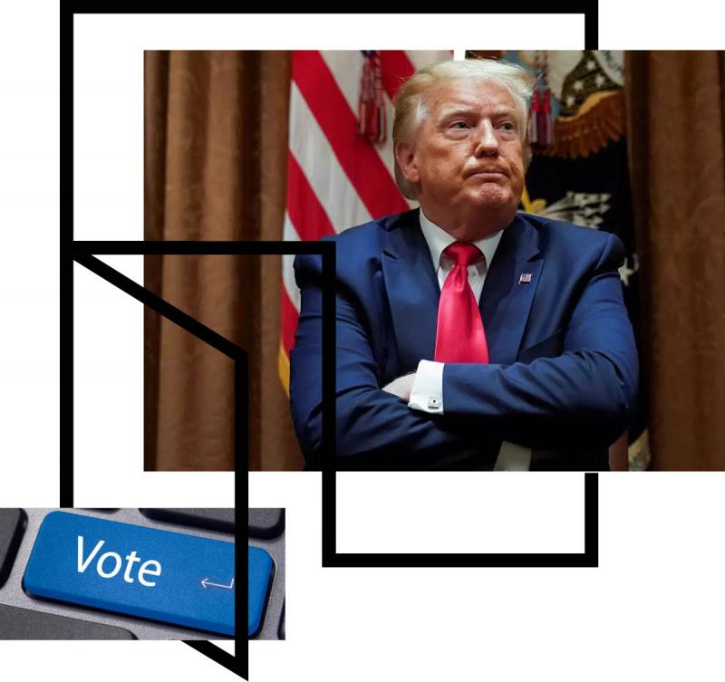 Вибори онлайн та Трамп проти соцмереж. Огляд Інтернет свободи за червень 2020