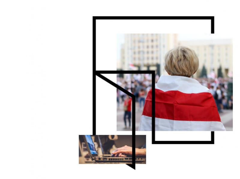 Онлайн-вибори в Україні та протести в Білорусі. Огляд Інтернет свободи за вересень 2020